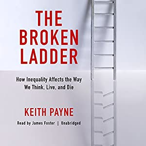The Broken Ladder Audiobook