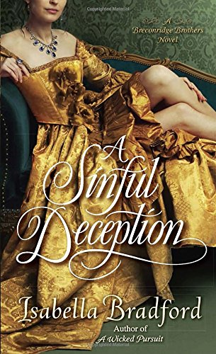 book cover of A Sinful Deception