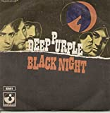black night / speed king 45 rpm single