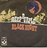 black night / speed king 45 rpm single