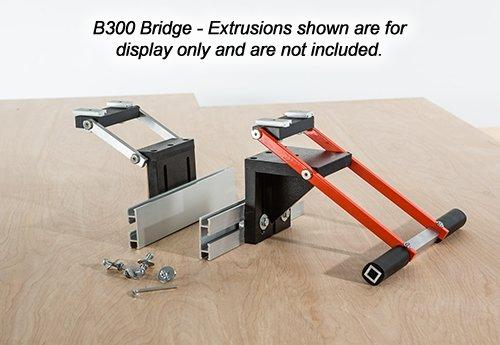EZSMART B300 Bridge Kit (Ezsmart Universal Edge Guide With Universal Saw Base)