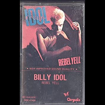 billy idol rebel yell download