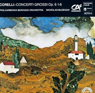 Corelli: Concerti Grossi Op.6 Nos. 1-6