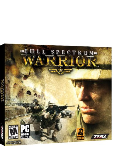 Full Spectrum Warrior (Jewel Case) - - Philadelphia Outlets The Premium