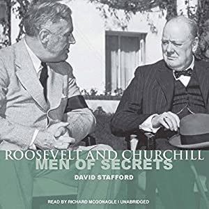 Roosevelt and Churchill Audiobook
