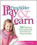 Preschool Play and Learn, Penny Warner, 0671318217