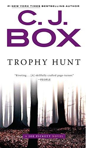 Where to find trophy hunt cj box?
