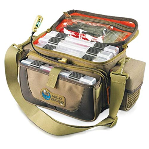 Wild River WT3505 Mission Lighted Small Convertible Tackle Bag   B00J7QZCUQ