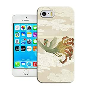 LarryToliver Customizable Spirituality Animal Figure Series Case and Cover for Cheap unique iphone 5/5s - Retail Packaging