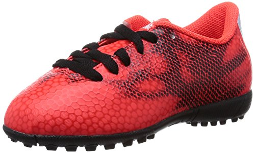 Enfant J Adidas F5 Mixte Rouge Football De Comptition Tf Chaussures qOFOw1B