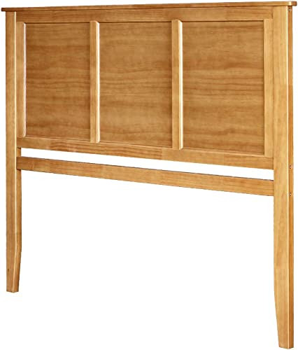 Ravenna Home Solid Pine Flat-Topped Headboard