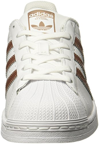 Colour Adidas para White Ftwr Varios Ftwr W Colores White Superstar Supplier Zapatillas Mujer OZqvSOx