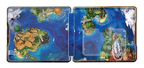 Pokémon Sun and Pokémon Moon Steelbook Dual Pack – Nintendo 3DS (Amazon Exclusive) by Nintendo (Image #2)