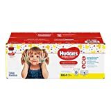 Huggies Simply Clean Fragrance-free Baby Wipes, Refill Pack 6 Pack, 864 Count