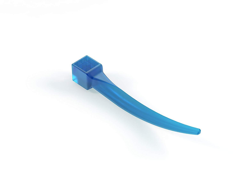 Garrison Dental GA-GWABL A+ Wedge, Small, Shape, Blue (Pack of 100) by Garrison Dental
