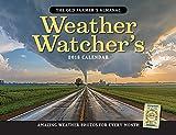 The Old Farmer's Almanac 2018 Weather Watcher's Calendar