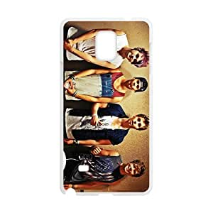 5 SOS Cell Phone Case for Samsung Galaxy Note4