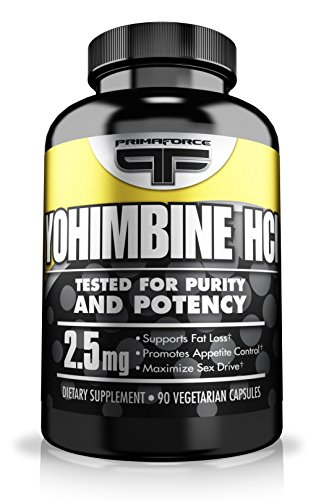 Primaforce Yohimbine Weight Capsules Count product image