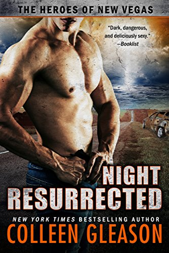 Night Resurrected Heroes Vegas Book ebook product image