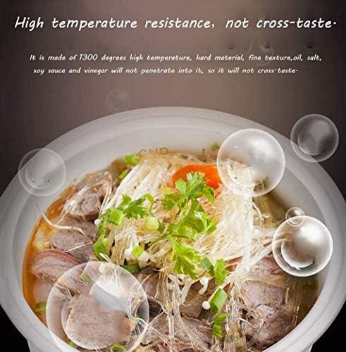Multifunctionele rijstkoker, gezondheidszorg ceramische non-stick binnenpot Kleine rijstkoker niet kruis smaak Household 1.8L