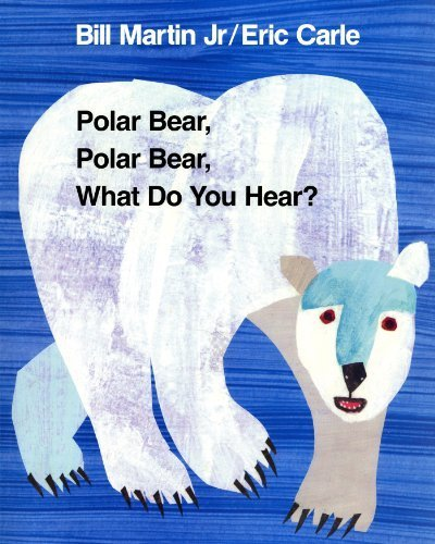 Polar Bear, Polar Bear, What Do You Hear? (Brown Bear and Friends) by Bill Martin Jr (1992-11-15)