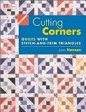Cutting Corners, Joan Hanson, 1564774740
