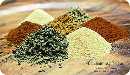 Organic Chicken Strips - Fajita Seasoning (Sweet & Tangy) from the Blends of the Americas by Merchant Spice Co.