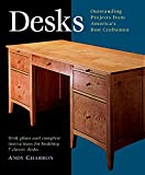 Desks: With Plans and Complete Instructions for Building Seven Classic Desks (Projects Book)
