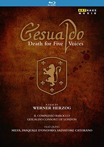 Gesualdo: Death for Five Voices (Blu-ray)