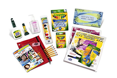 크래욜라 Crayola Kindergarten Classroom Supply Pack