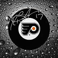 Rod Brind'Amour Philadelphia Flyers Autographed Puck