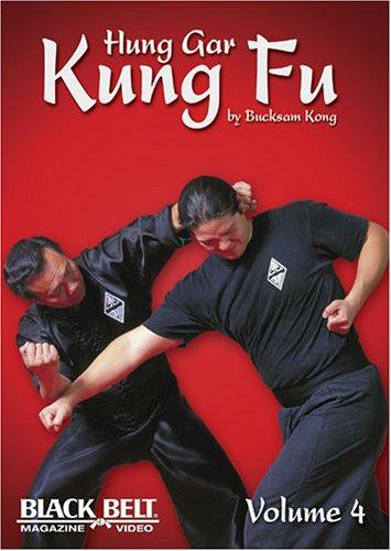 Hung Gar Kung Fu by Bucksam Kong Volume 4