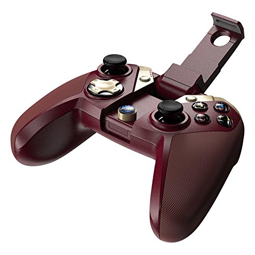 GameSir M2 MFi Wireless Gamepad iOS Gaming Controller Compatible for Apple TV, iPhone, iPad, iPod touch, Mac - Red by GameSir