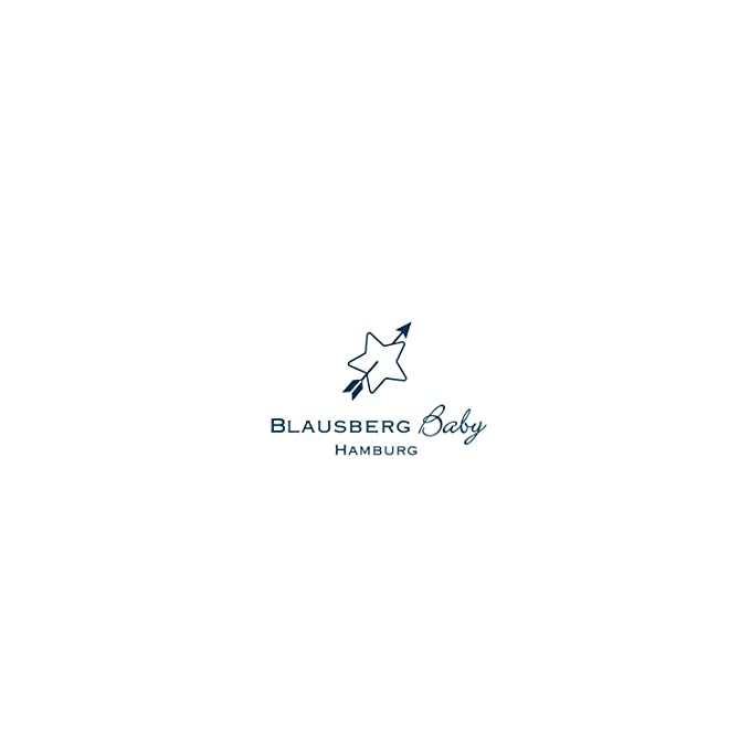 Blausberg Baby /écailles bleu clair sans fente au coussin dassise - r/éducteur de si/ège coussins set Junior pour chaise haute Stokke Tripp Trapp