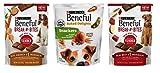 Purina Beneful Treats Dog Snacks 3 Flavor Variety Bundle, 1 each: Break-N-Bites Chicken, Snackers Peanut Butter, Break-N-Bites Beef, 6-9.5 ounces Review