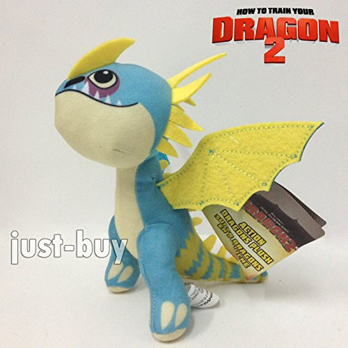 L How to Train Your Dragon 2 Stormfly Plush Soft Toy Stuffed Animal Doll Teddy 8