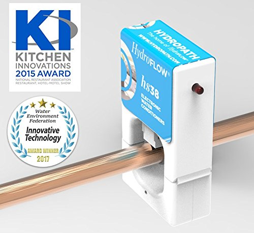 hydroflow hs38 electronic water softener no salt no chemical water conditioner removes - Kcheninnovationen 2015