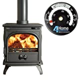 4Yourhome Magnetic Stove Top Pipe Thermometer / Temperature Gauge