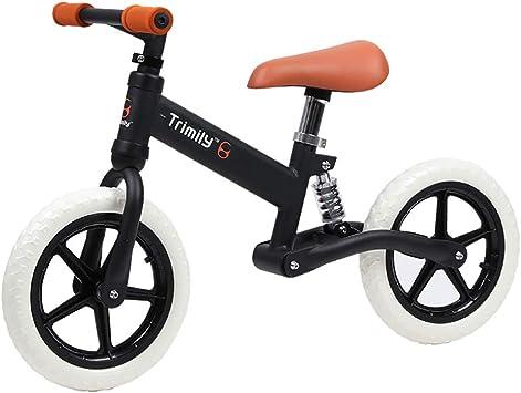 TCBIKE Bicicleta de Equilibrio Ajustable, Bajo Marco de niño 1.5-5 ...
