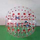 Yoli® Colorful,clear, Red ,Blue Bubble Soccer Ball Dia 6.6' (2m) Human Inflatable Bumper Bubble Balls,inflatable Bubble Zorb Ball