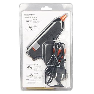 Spartan 40 Watt Glue Gun, PT 40 with 5 Pieces Spartan Glue Stick of 8 Inch Size 12