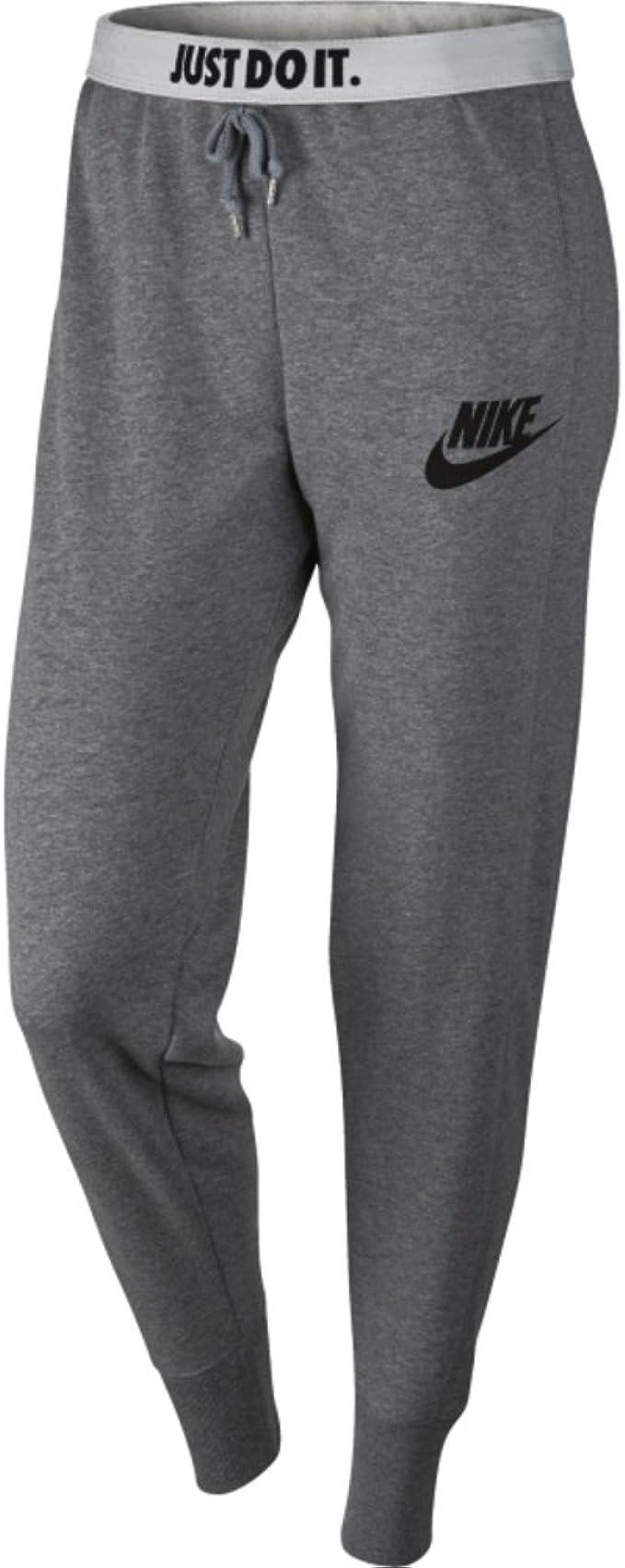 Nike para mujer Rally Jogger – Pantalones deportivos - -: Amazon ...