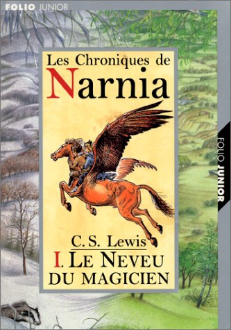 Download Le Neveu Du Magicien / the Magician's Nephew (Chronicles of Narnia (French)) (French Edition) pdf
