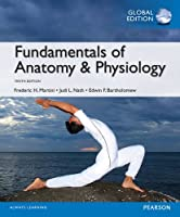 Fundamentals of Anatomy and Physiology, Global Edition, 10th Edition Front Cover