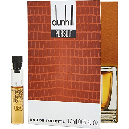DUNHILL PURSUIT by Alfred Dunhill EDT VIAL ON CARD for MEN ---(Package Of (Alfred Dunhill Vial)