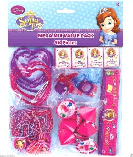 st 48 Piece Party Favor Pack Megamix (Megamix Set)