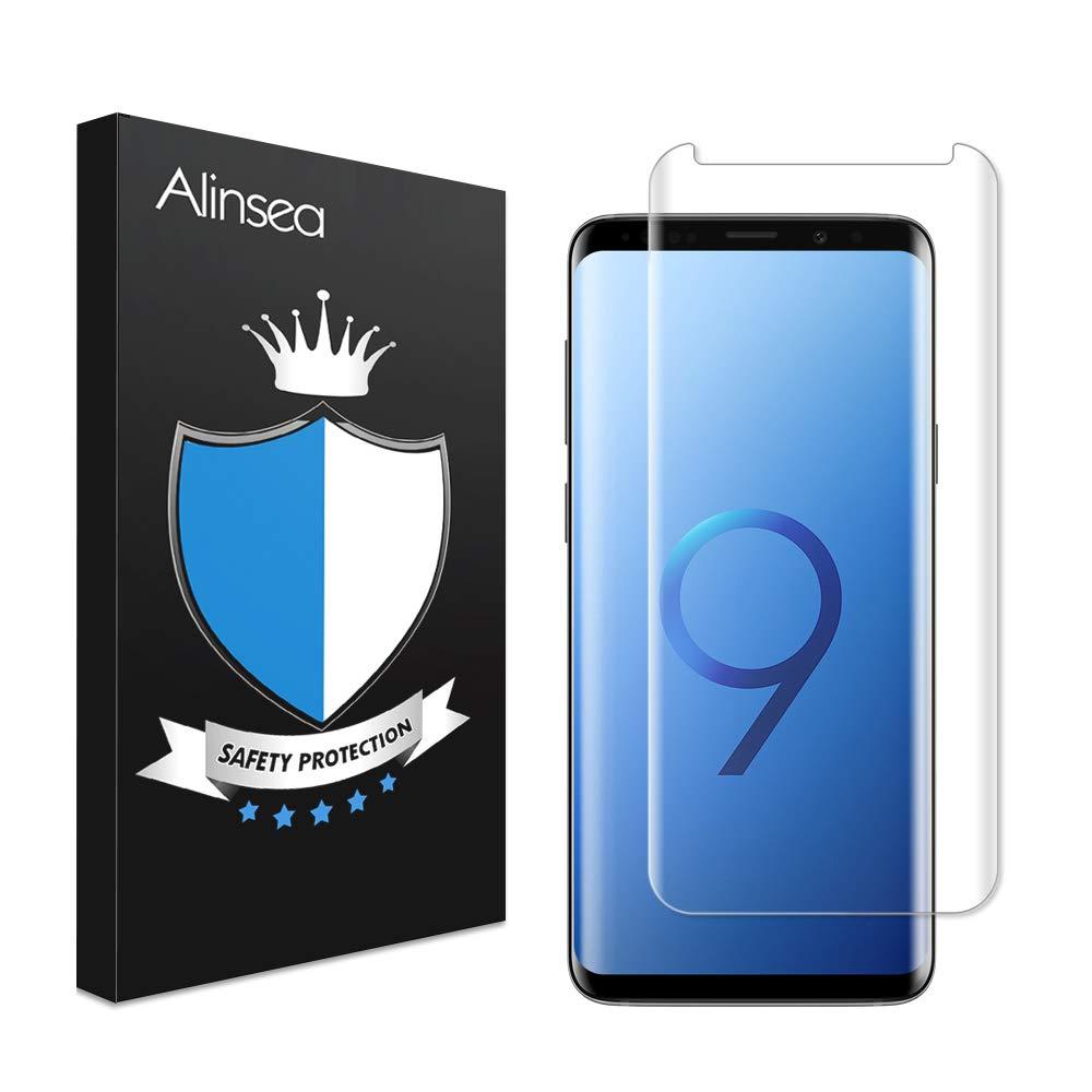 Alinsea Galaxy S9 plus Screen Protector - Buy Online in China at Desertcart