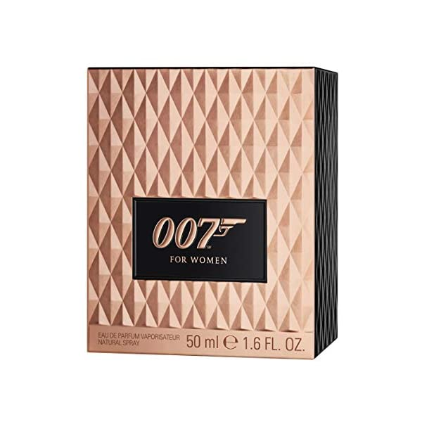 007 Fragrances Eau De Parfums for Women I, 1.6 Ounce by 007 Fragrances Perfumes