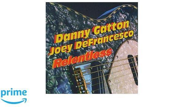 Relentless: Gatton, Defrancesco: Amazon.es: Música