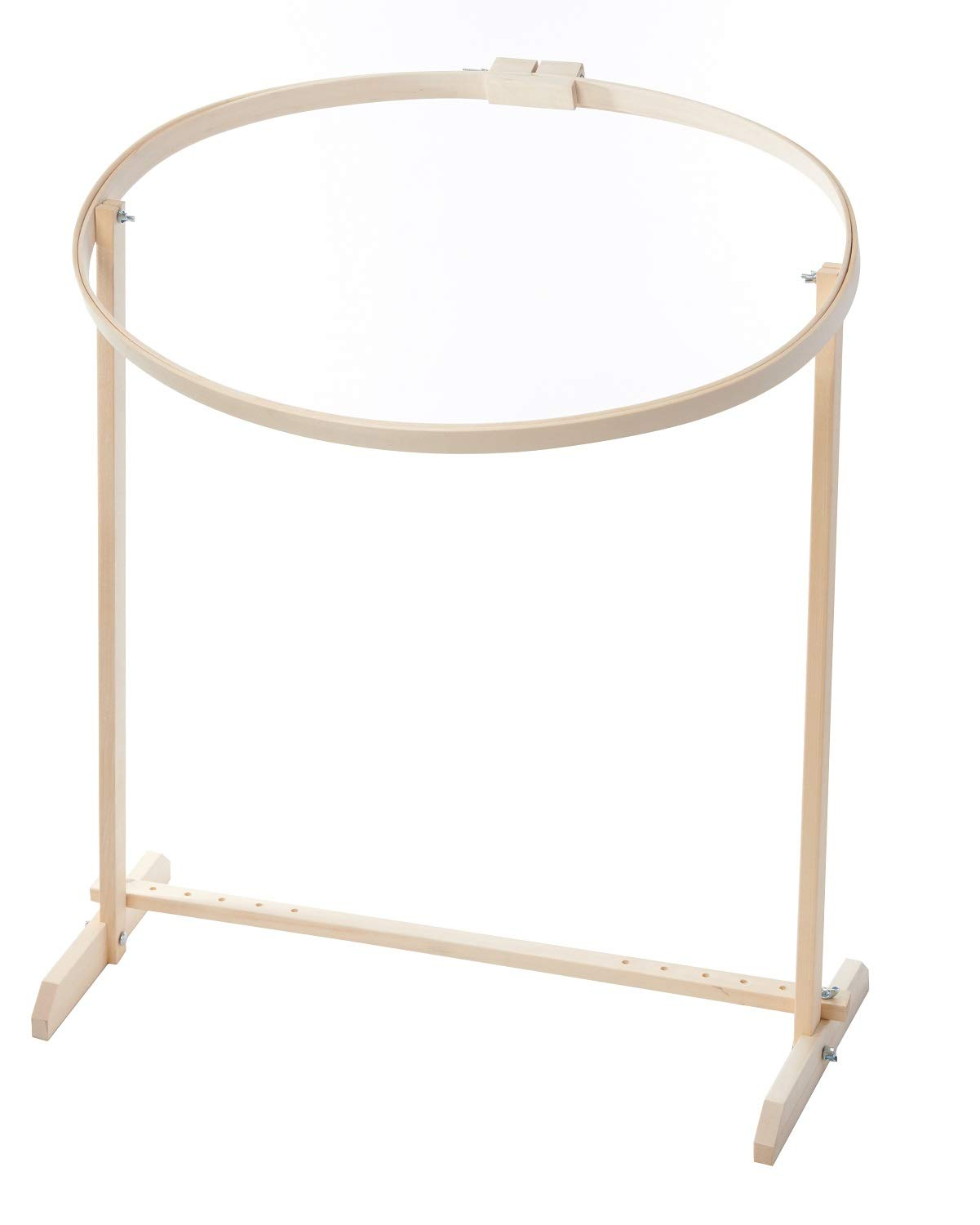 Frank A. Edmunds Oval Hoop with Stand, 5590 by Frank Edmunds & Co.